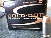 SPEER Ammunition GOLD DOT 45 AUTO 230 GR GDHP